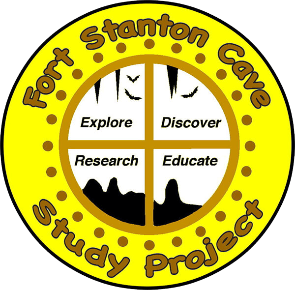 Fort Stanton Cave Study Project logo