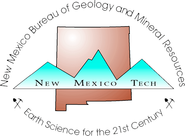 New Mexico Bureau of Geology and Mineral Resources logo